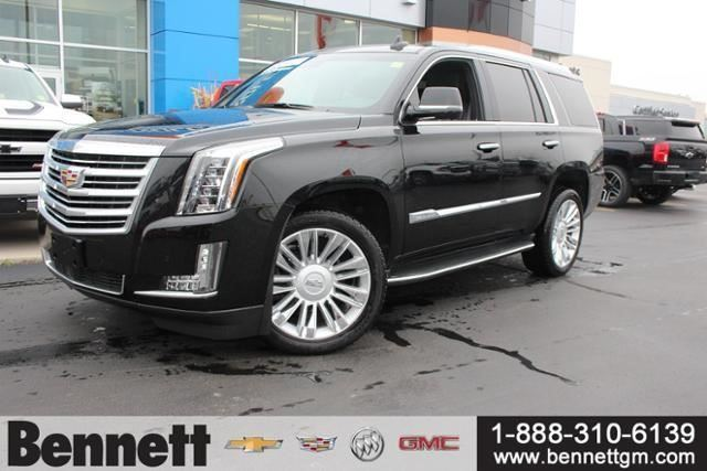 2015 CADILLAC ESCALADE Platinum in Cambridge, Ontario