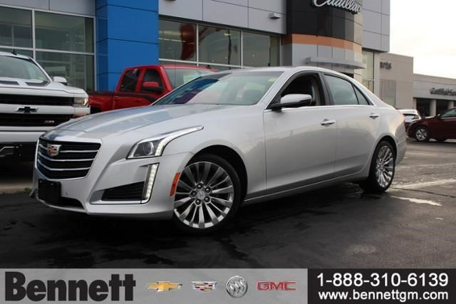 2015 CADILLAC CTS Luxury AWD in Cambridge, Ontario