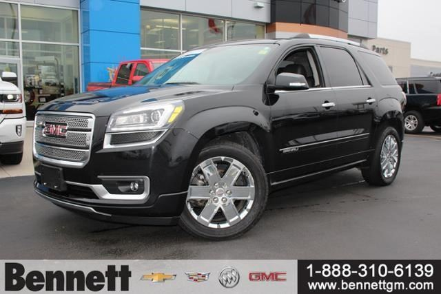 2015 GMC ACADIA Denali in Cambridge, Ontario