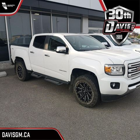 2016 GMC CANYON 4WD SLT in Lethbridge, Alberta