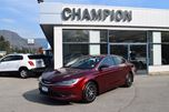 2015 Chrysler 200 LX in Trail, British Columbia