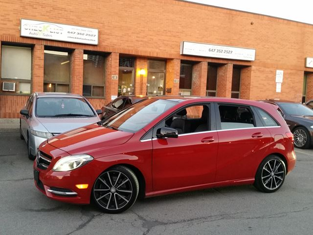 2013 MERCEDES-BENZ B-CLASS B 250 Sports Tourer in Toronto, Ontario