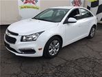 2015 Chevrolet Cruze 1LT, Automatic, Back Up Camera, Only 5,716km in Burlington, Ontario