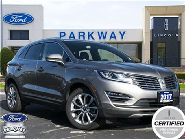 2017 Lincoln MKC AWD  1-OWNER   ACCIDENT FREE   1.9% FINANCING in Waterloo, Ontario