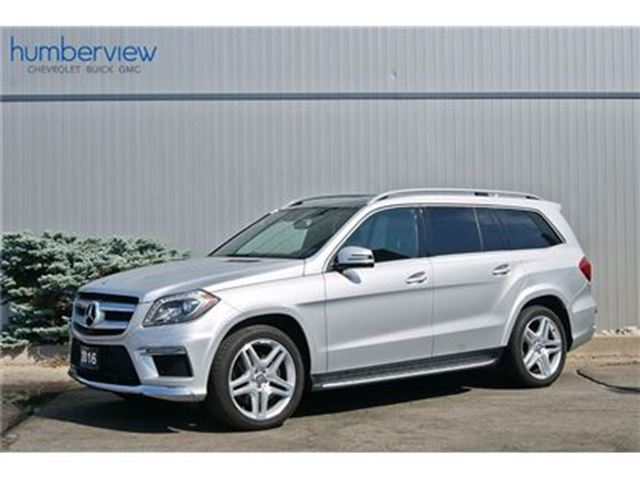 2016 MERCEDES-BENZ GL-CLASS GL350 BlueTEC 4MATIC in Toronto, Ontario