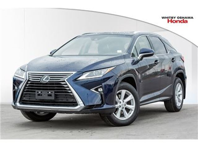2017 LEXUS RX 350 AWD (AT) in Whitby, Ontario