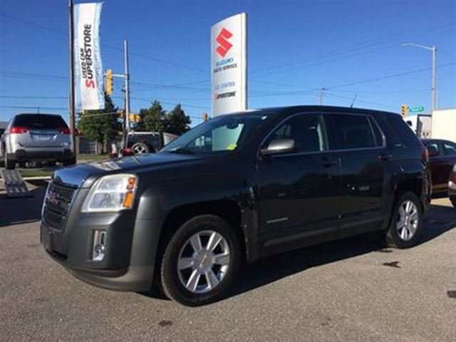 2011 GMC TERRAIN SLE-1 ~P/Seat ~RearView Camera ~Fuel-Efficient in Barrie, Ontario