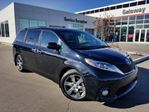 2017 Toyota Sienna 5DR SE 8-PASS FWD Leather Heated Seats, Backup Cam, Tri-Zone Climate in Edmonton, Alberta