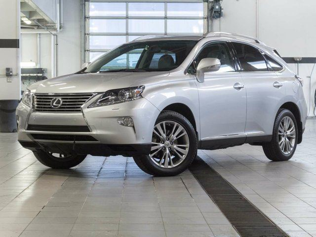 2014 LEXUS RX 350 Touring w/Navigation in Kelowna, British Columbia