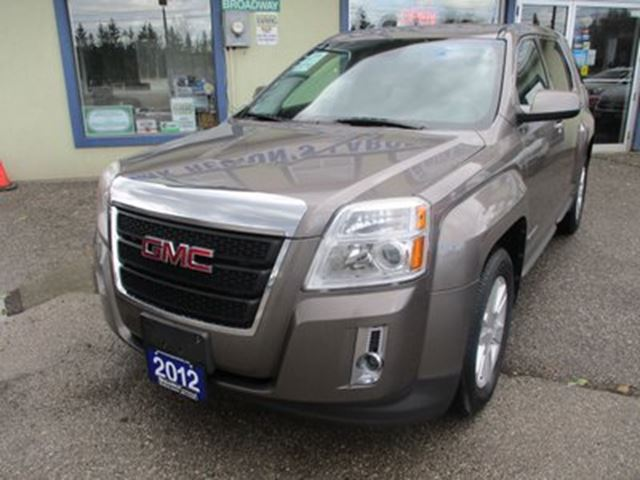 2012 GMC TERRAIN POWER EQUIPPED SLE MODEL 5 PASSENGER 2.4L - ECO in Bradford, Ontario