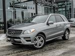 2015 Mercedes-Benz M-Class ML350 BlueTEC 4MATIC in Ottawa, Ontario