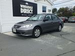 2005 Honda Civic SEDAN SPECIAL EDITION1.7 L in Halifax, Nova Scotia