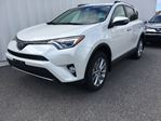 2018 Toyota RAV4 AWD LIMITED+FULLY LOADED!   in Cobourg, Ontario
