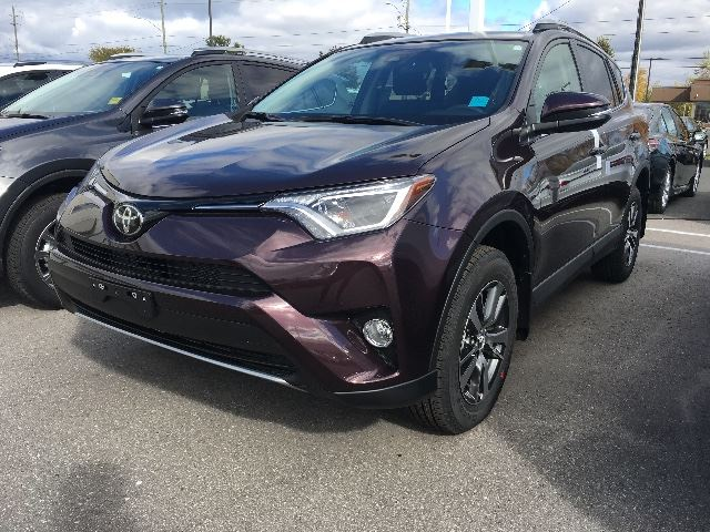2018 TOYOTA RAV4 AWD XLE+HEATED SEATS+MOONROOF!   in Cobourg, Ontario