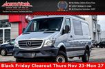 2015 Mercedes-Benz Sprinter AWD 144 Bluetec Backup_Cam Bluetooth in Thornhill, Ontario