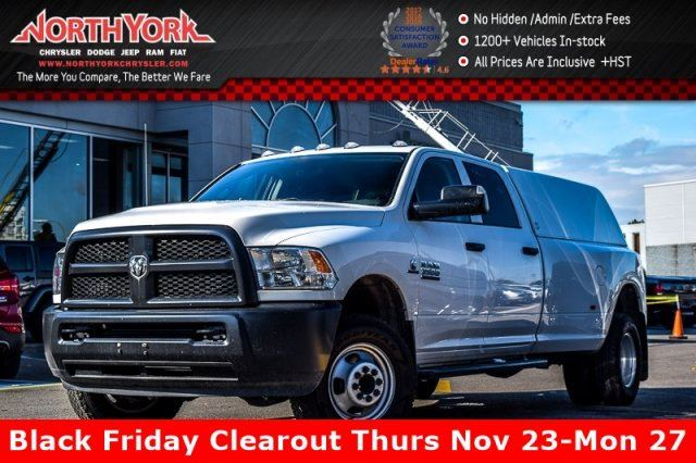 2016 DODGE RAM 3500 ST in Thornhill, Ontario