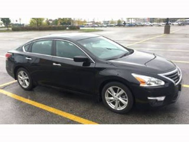 2015 NISSAN ALTIMA SL with Technology Pkg in Mississauga, Ontario