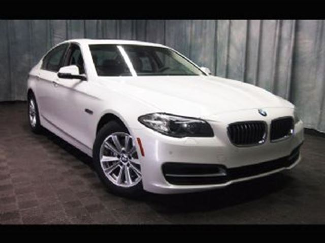 2014 BMW 5 SERIES 528 in Mississauga, Ontario