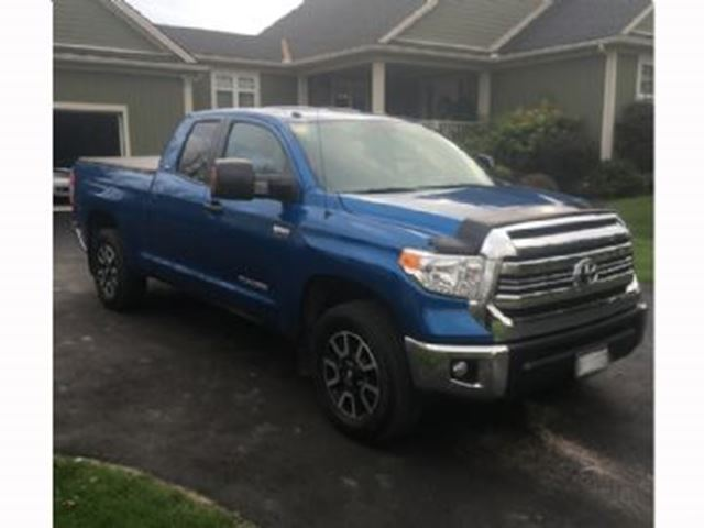 2017 TOYOTA TUNDRA 4WD Double Cab 146 ~ Very Nice LTO ~ in Mississauga, Ontario