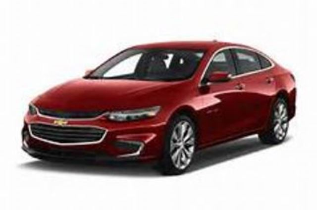 2016 CHEVROLET MALIBU LT, 1.5 Turbo, Lease Gard Included Tech and Conv, Package in Mississauga, Ontario