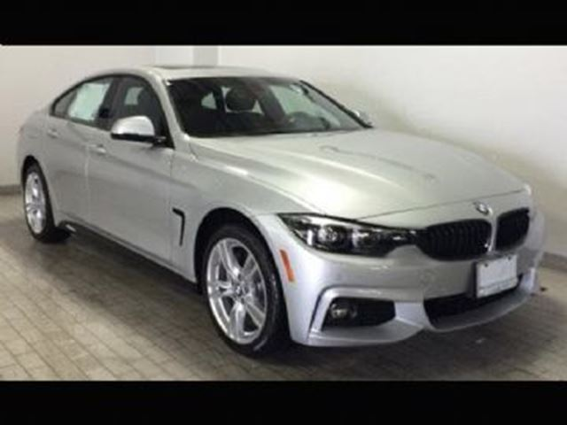 2018 BMW 4 SERIES 430xDrive Gran Coupe in Mississauga, Ontario