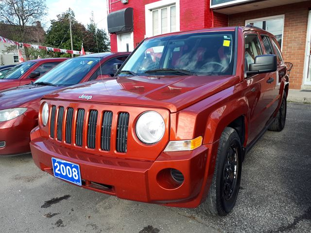 2008 JEEP PATRIOT NORTH in Oshawa, Ontario