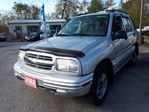2002 Chevrolet Tracker certified,,4x4!! in Oshawa, Ontario