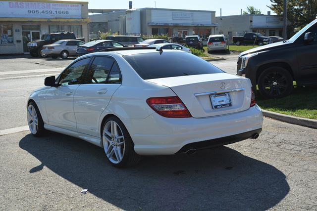 Used 2009 Mercedes Benz C Class 3 00 300 4matic Awd