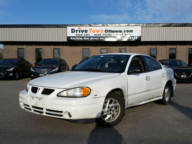 2004 PONTIAC GRAND AM SE1 in Ottawa, Ontario
