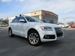 2017 Audi Q5 PROGRESSIV AWD, ROOF, LEATHER, 30K! in Stittsville, Ontario