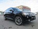 2017 BMW X3 xDrive28i, NAV, ROOF, LEATHER, 23K! in Stittsville, Ontario