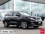 2015 Nissan Rogue SL AWD CVT Nav/Roof/Leather in Innisfil, Ontario