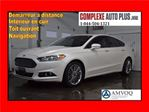 2013 Ford Fusion SE *Navi/GPS,Cuir,Toit in Saint-Jerome, Quebec
