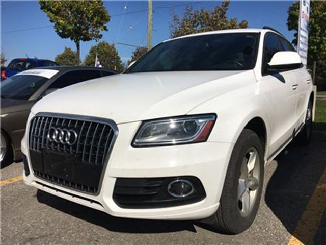 2015 AUDI Q5 *2.0T Komfort Just Arrived! in Ajax, Ontario