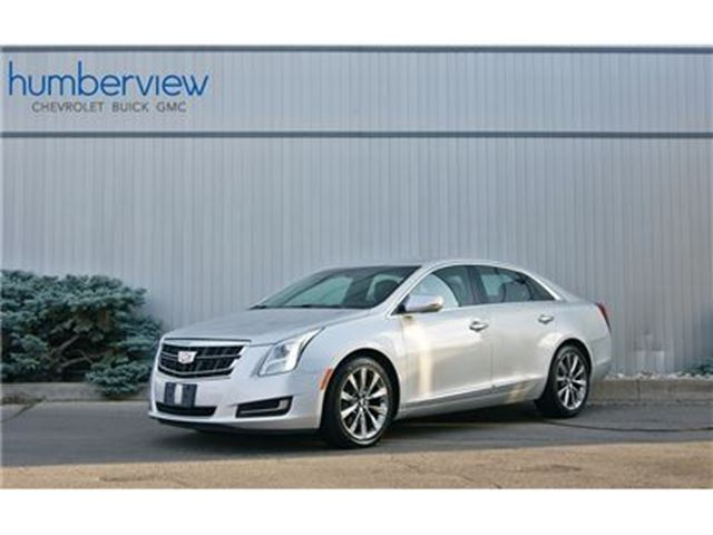 2016 CADILLAC XTS Standard LOW KM REMOTE START VENTED SEATS in Toronto, Ontario