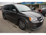 2016 Dodge Grand Caravan SXT/PREMIUM PLUS/DVD/CAMERA/LEATHER & CLOTH in Milton, Ontario
