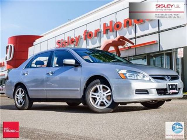 2006 HONDA Accord SE - AS-IS in Thornhill, Ontario