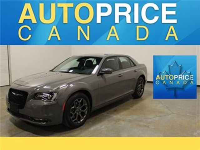 2017 CHRYSLER 300 S-AWD-LEATHER-REAR CAM in Mississauga, Ontario