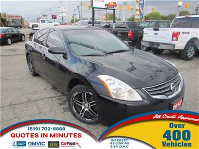 2012 NISSAN ALTIMA 2.5 S in London, Ontario