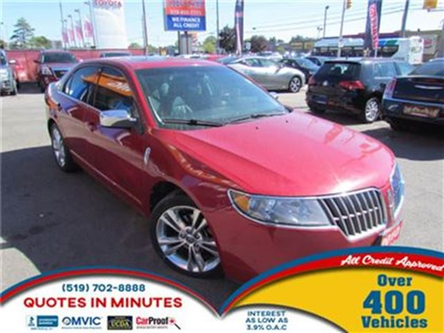 2010 LINCOLN MKZ FWD in London, Ontario