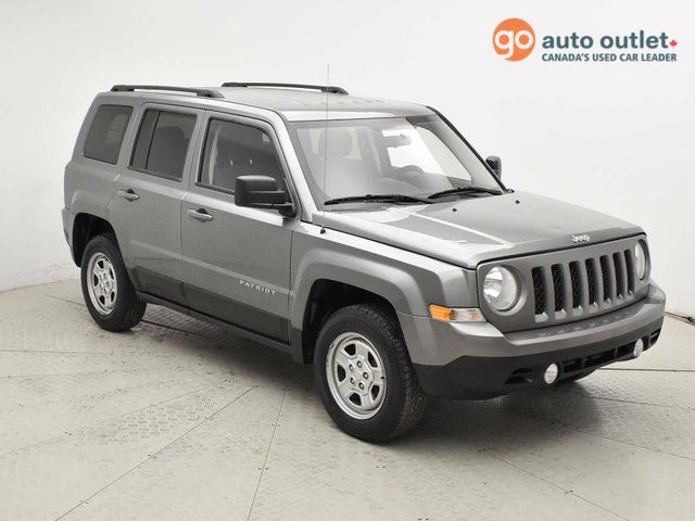 2013 JEEP PATRIOT North 4x4 in Red Deer, Alberta