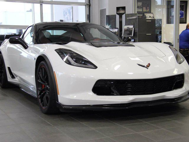 2017 CHEVROLET CORVETTE Z06 2dr Coupe in Kamloops, British Columbia