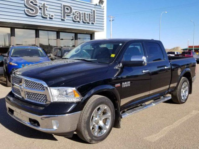 2014 DODGE RAM 1500 Laramie in St Paul, Alberta