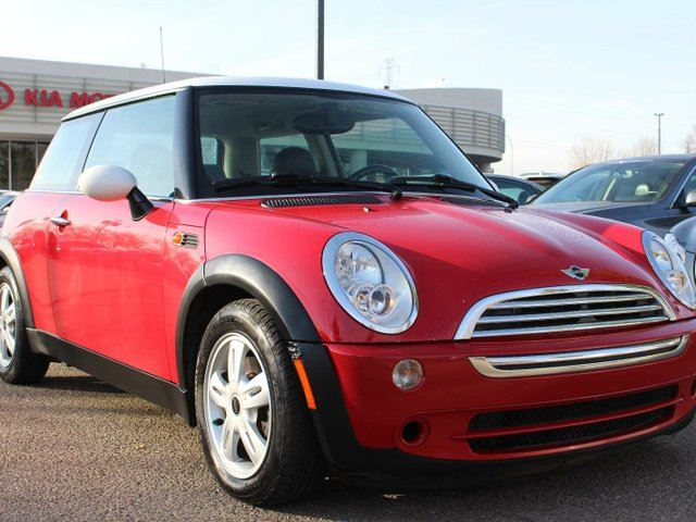 2006 MINI COOPER FULLY INSPECTED! $74.00 B/W PAYMENTS!!!! in Edmonton, Alberta