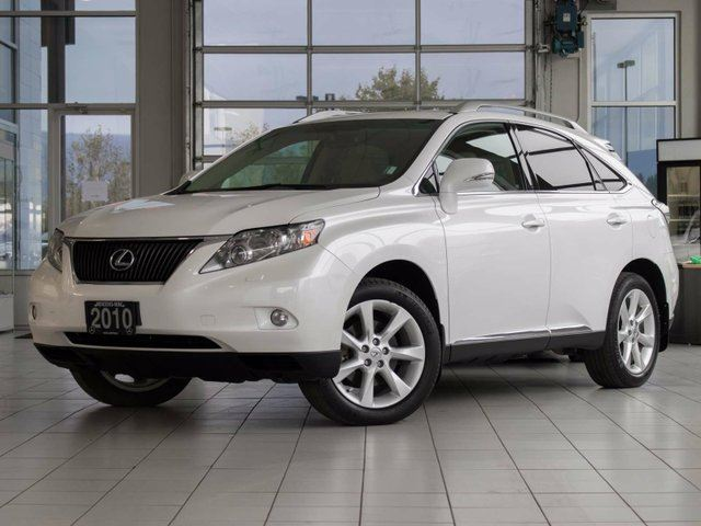 2010 LEXUS RX 350 Touring in Kelowna, British Columbia