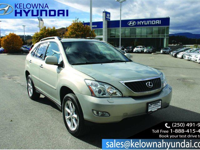 2009 LEXUS RX 350 Base 4dr All-wheel Drive in Kelowna, British Columbia