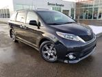 2017 Toyota Sienna SE Tech Pkg. DVD, Sunroof, Heated seats in Edmonton, Alberta