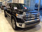 2017 Toyota Tundra 4WD CREWMAX PLATINUM Navi, Backup Cam, Heated/Vented Leather Front Seats, Sunroof in Edmonton, Alberta