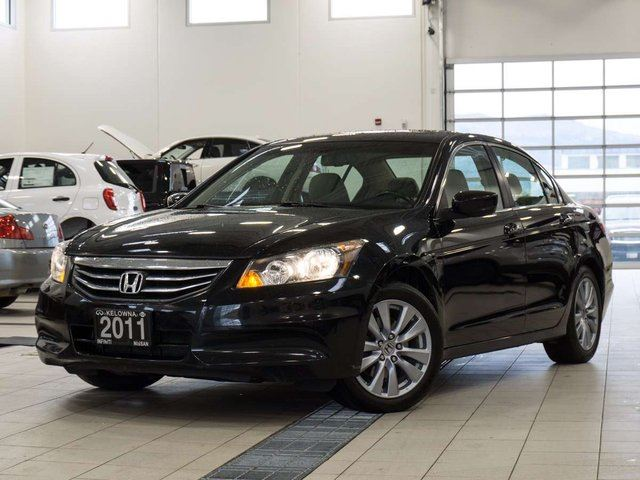 Used 2011 Honda Accord 2 40 Ex L Kelowna Wheels Ca