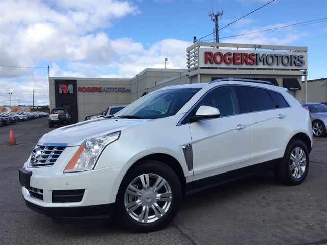 2013 CADILLAC SRX AWD - NAVI - LEATHER - PANORAMIC ROOF in Oakville, Ontario